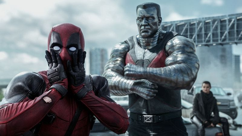 Illustration for article titled Weekend Box Office: Fine, Ryan Reynolds, you can have a superhero franchise