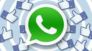 Illustration for article titled Facebook Is Buying Messaging App WhatsApp for $16 Billion