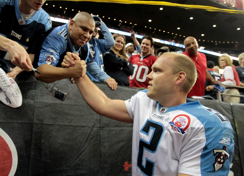 Illustration for article titled Report: Rob Bironas Tried Running Someone Off The Road Before Crash