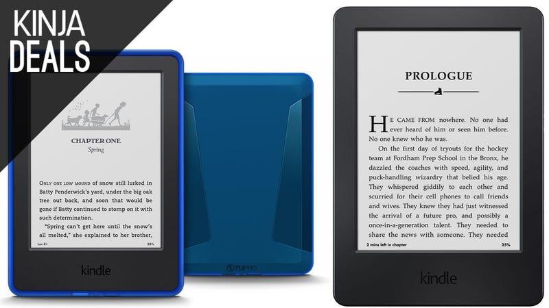 Illustration for article titled Save $20 on a New Kindle, Including the Kids Bundle