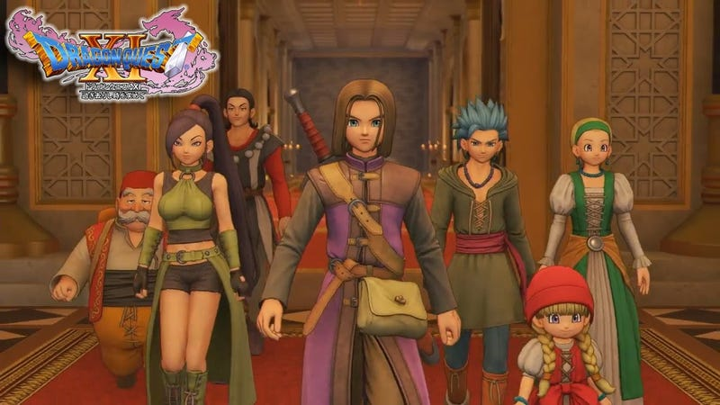 Illustration for article titled Nyren's Corner: I'm Conflicted on Dragon Quest XI Having No Voice Acting