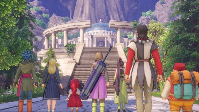 Dragon Quest XIHas Some Of The Best NPC Stories Ever