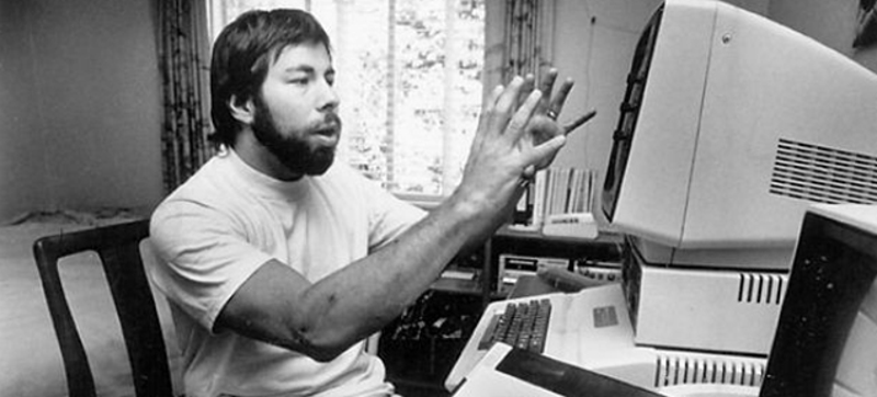 Steve Wozniak: Shocked and amazed by Steve Jobs movie - BBC News