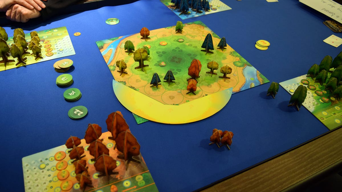 One Of Gen Con's Biggest Hits Was A Board Game About