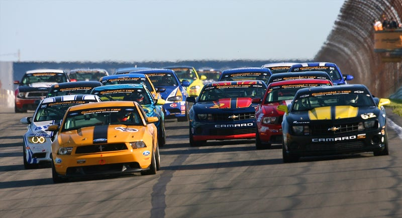 Illustration for article titled Continental Tire Sports Car Challenge 2014 Preview