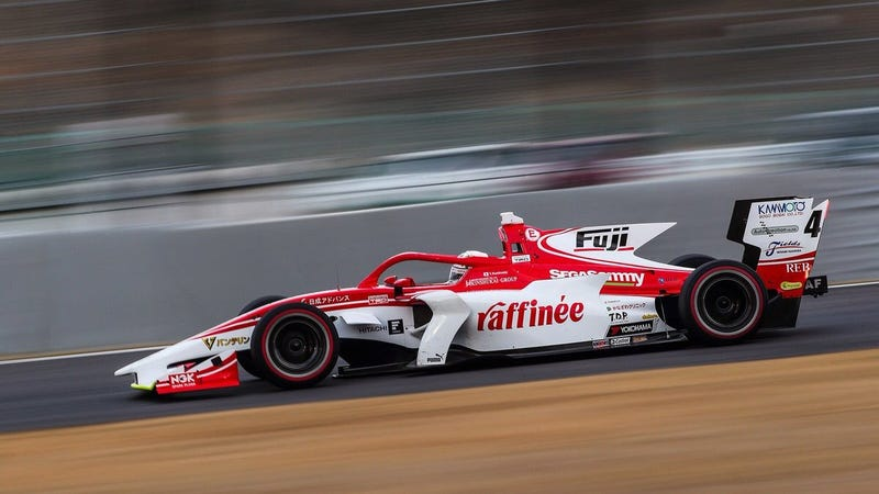 Illustration for article titled Super Formula Has the Best Looking Open Wheel Cars This Year