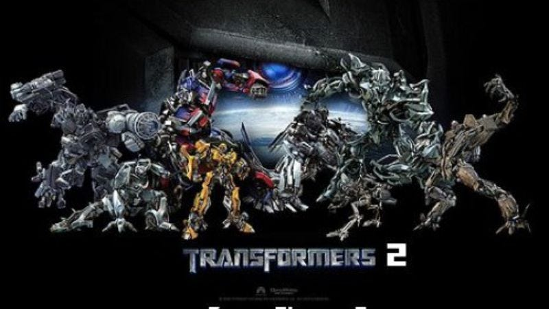 Illustration for article titled Revenge of Michael Bay: Transformers sequel has record-breaking opening