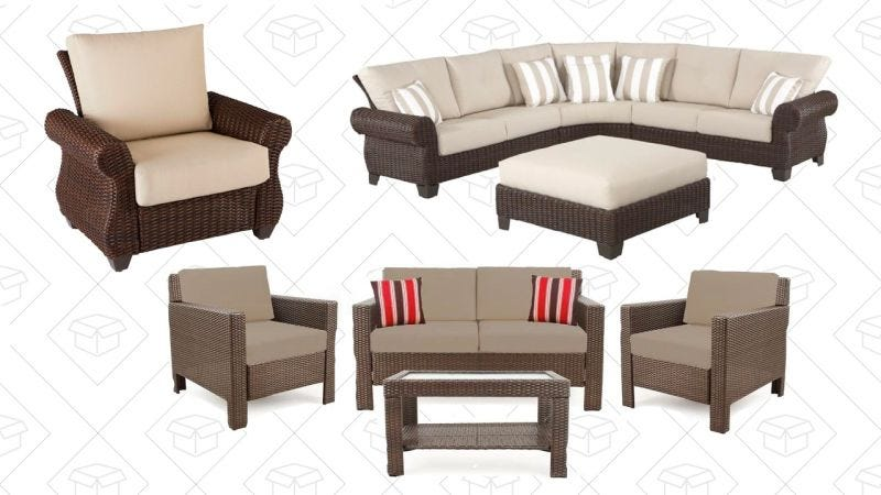 Muebles de patio | Home DepotGráfico: Erica Offutt
