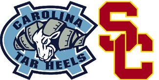 Illustration for article titled Sweet 16 Pants Party: North Carolina Vs. USC