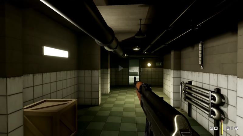 Illustration for article titled One GoldenEye Fan Wants To Recreate The Entire Game In Unreal