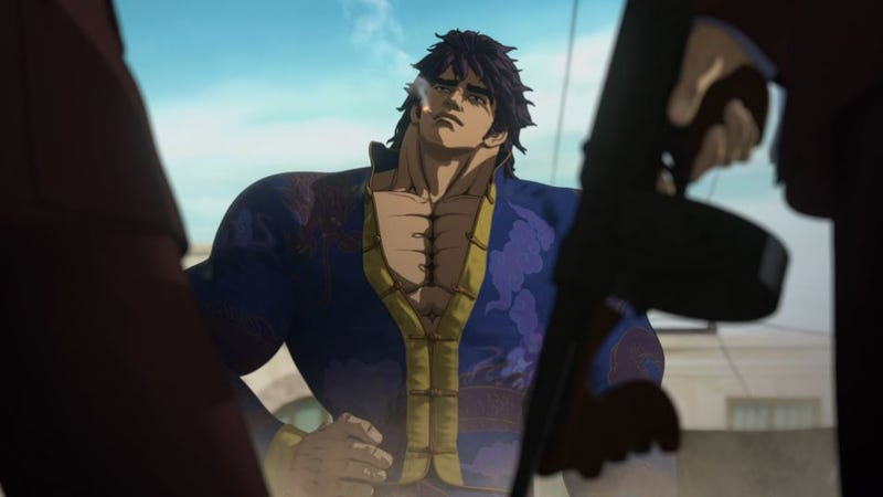 Illustration for article titled Fist of the Blue Sky gets a second season