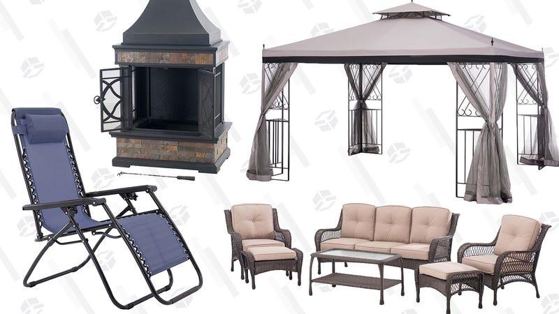 Sunjoy Furniture Sale | Amazon