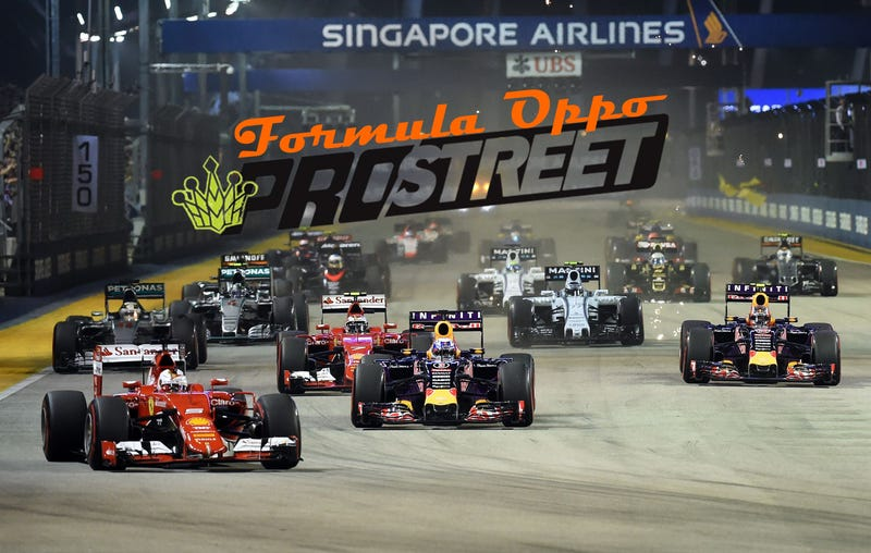 Illustration for article titled Formula Oppo: The Need for Speed Pro Street Grand Prix of The Docks