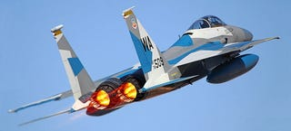 Illustration for article titled USAF's Dubious Priorities Result In Axing Of F-15 Aggressor Squad