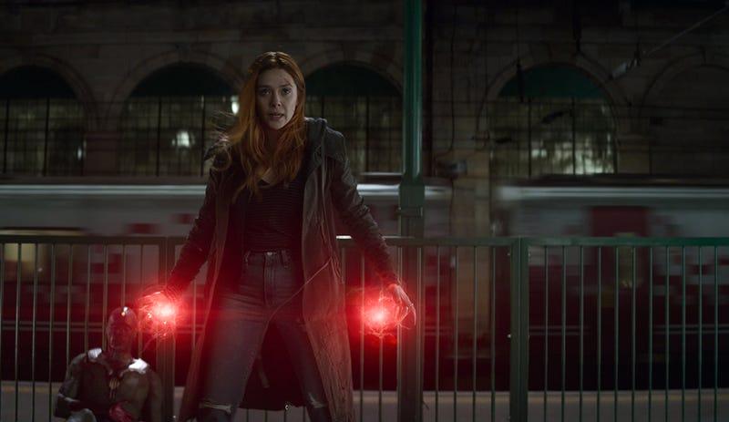 Wanda Maximoff es mutante en los cómics, pero no en el MCU
