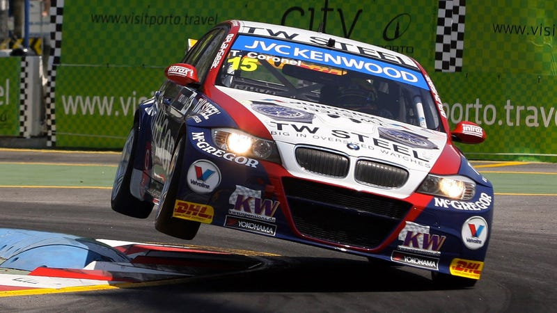 Illustration for article titled World Touring Car Racing Is Coming To Sonoma Again. Go Watch It