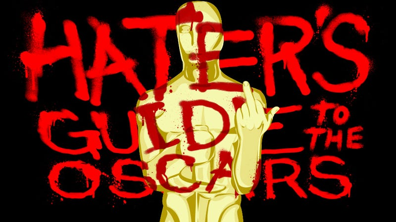 Illustration for article titled The 2014 Hater's Guide To The Oscars
