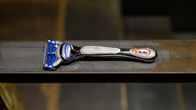 Gillette's Latest Innovation Is Removing Blades From ...