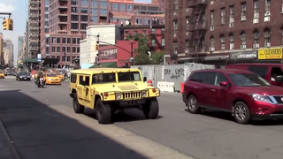 I Took My Hummer To New York City, And It Was Awful