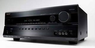 Illustration for article titled Onkyo Launches First Dolby Pro Logic IIz Receiver That Adds Vertical Sound Dimension