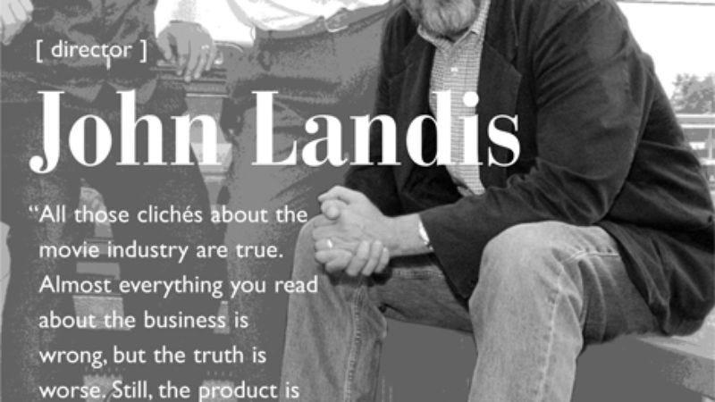 Illustration for article titled John Landis