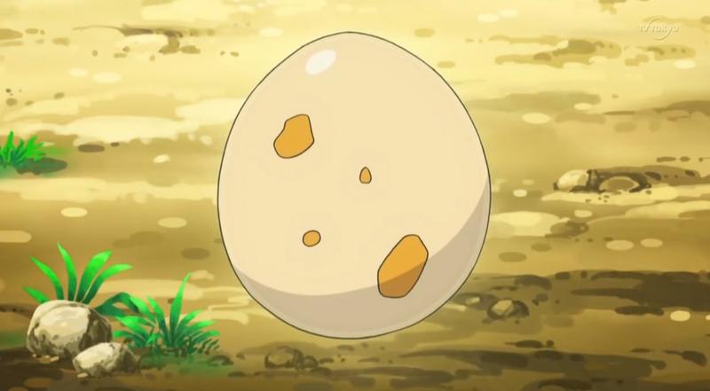 how to drop eggs pokemon go
