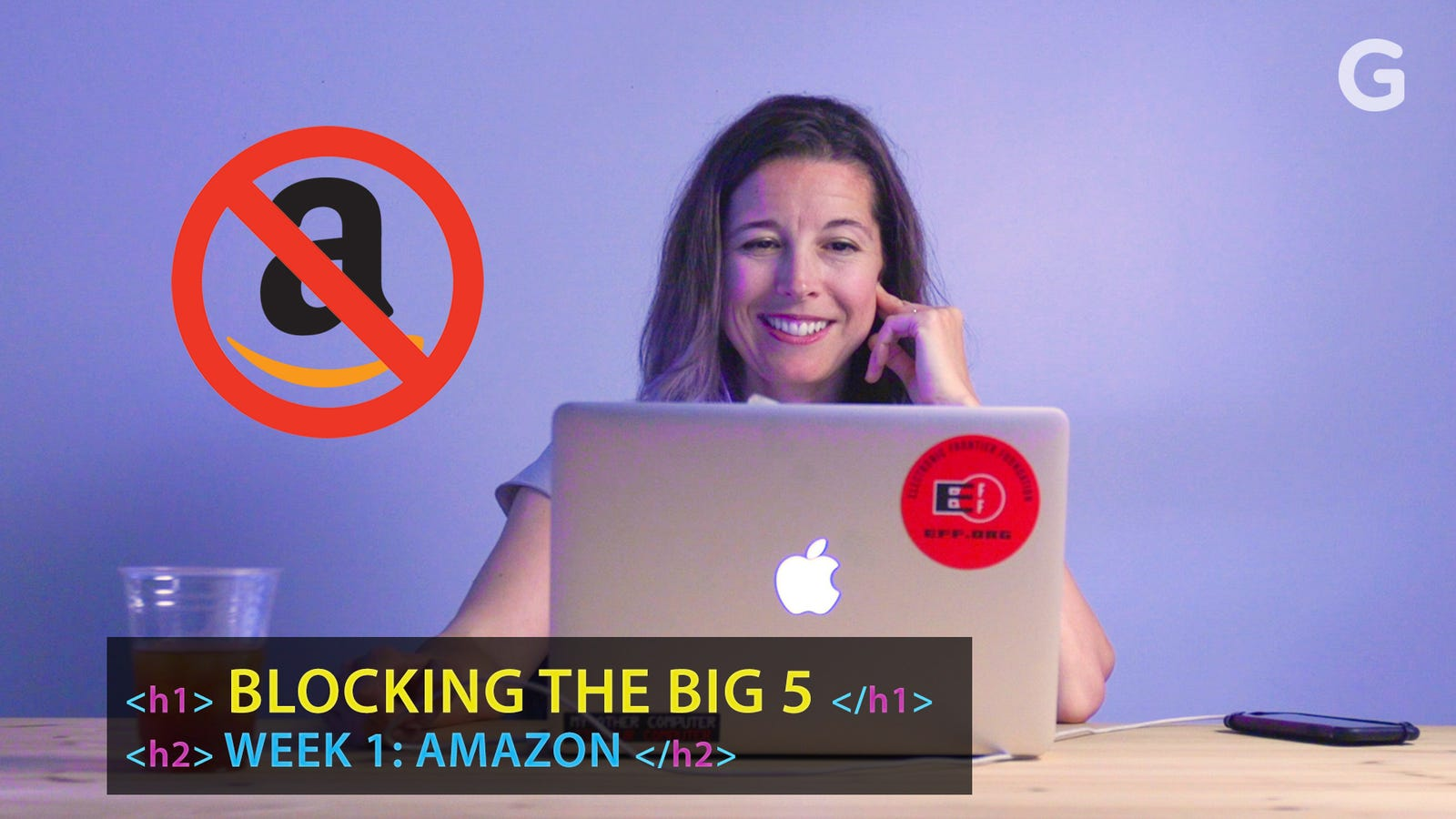 I Tried to Block Amazon From My Life. It Was Impossible