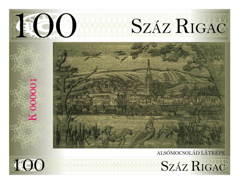 Illustration for article titled Hírhedt bűnöző lesz az új magyar fizetőeszközön