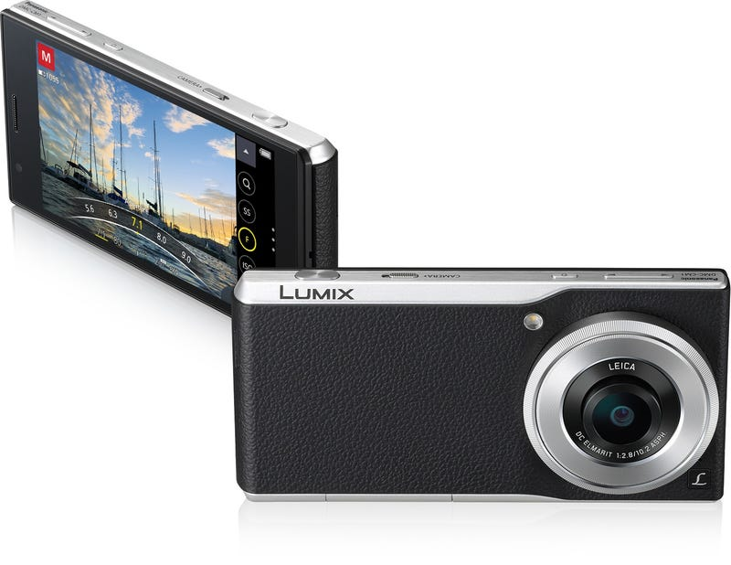 Illustration for article titled Lumix CM10 opinions?