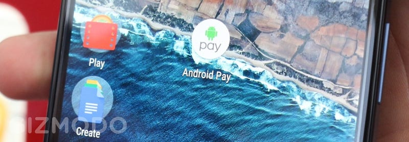 Illustration for article titled Android Pay vs. Google Wallet: What's the Difference?