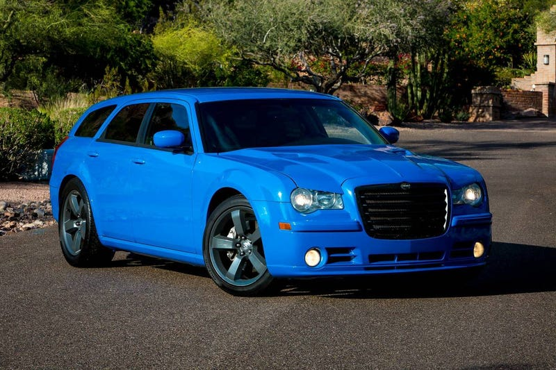 Hellcat Dodge Magnum >> For $15,000, Will This Custom 2005 Dodge Magnum SRT8 Be The Never-Was That Is?