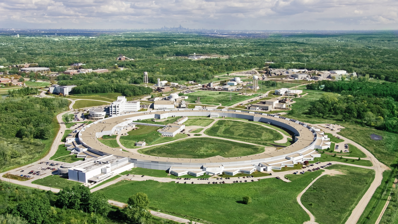 The Advanced Photon Source at Argonne National Lab will get lots more money, thanks to the new spending bill.