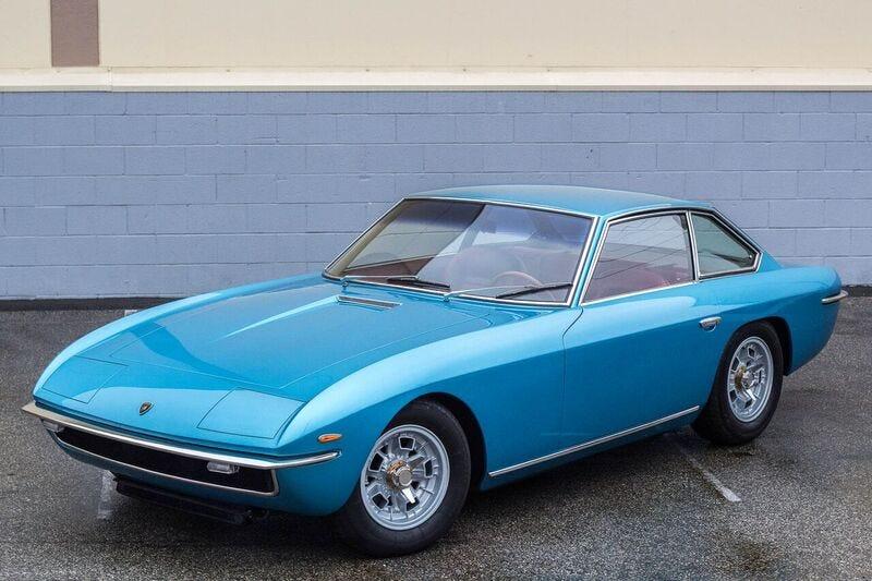 Adam Carolla S Insanely Rare Vintage Lamborghini Collection Is For
