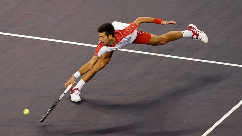 Illustration for article titled Novak Djokovic Is On A Blistering Tear