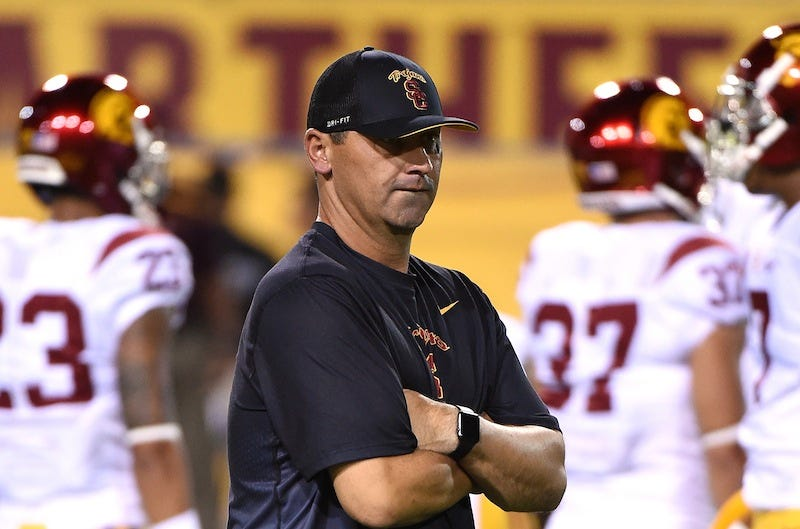 Illustration for article titled Steve Sarkisian Files Lawsuit Against USC