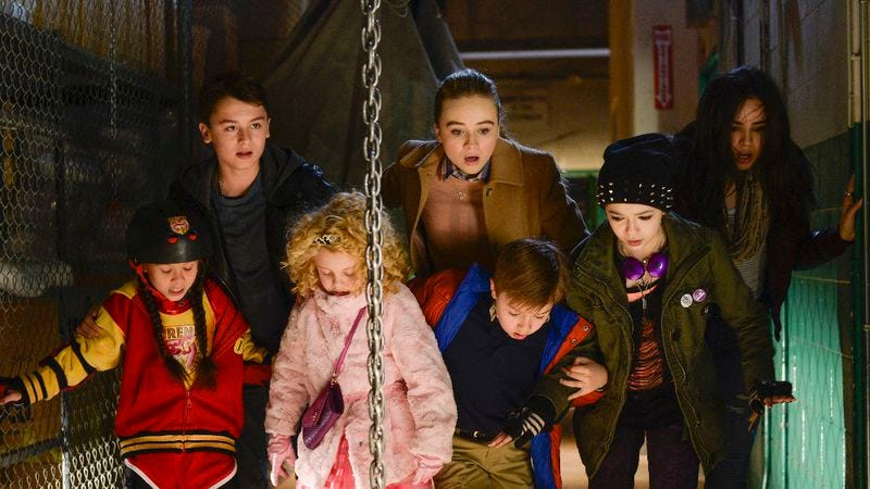 Adventures in bad babysitting (Photo: Disney)