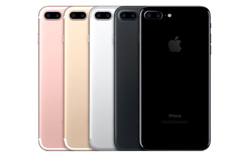 Illustration for article titled Precios y fechas de lanzamiento de los nuevos iPhone 7 y iPhone 7 Plus en España y México