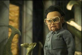 Illustration for article titled North Korea's Glorious Leader Now Fashion Icon, Says North Korea's Glorious Leader