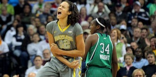 Brittney Griner of the Baylor Bears, 2012 NCAA Division 1 Women's Basketball Championship (Justin Edmonds/Getty Images)