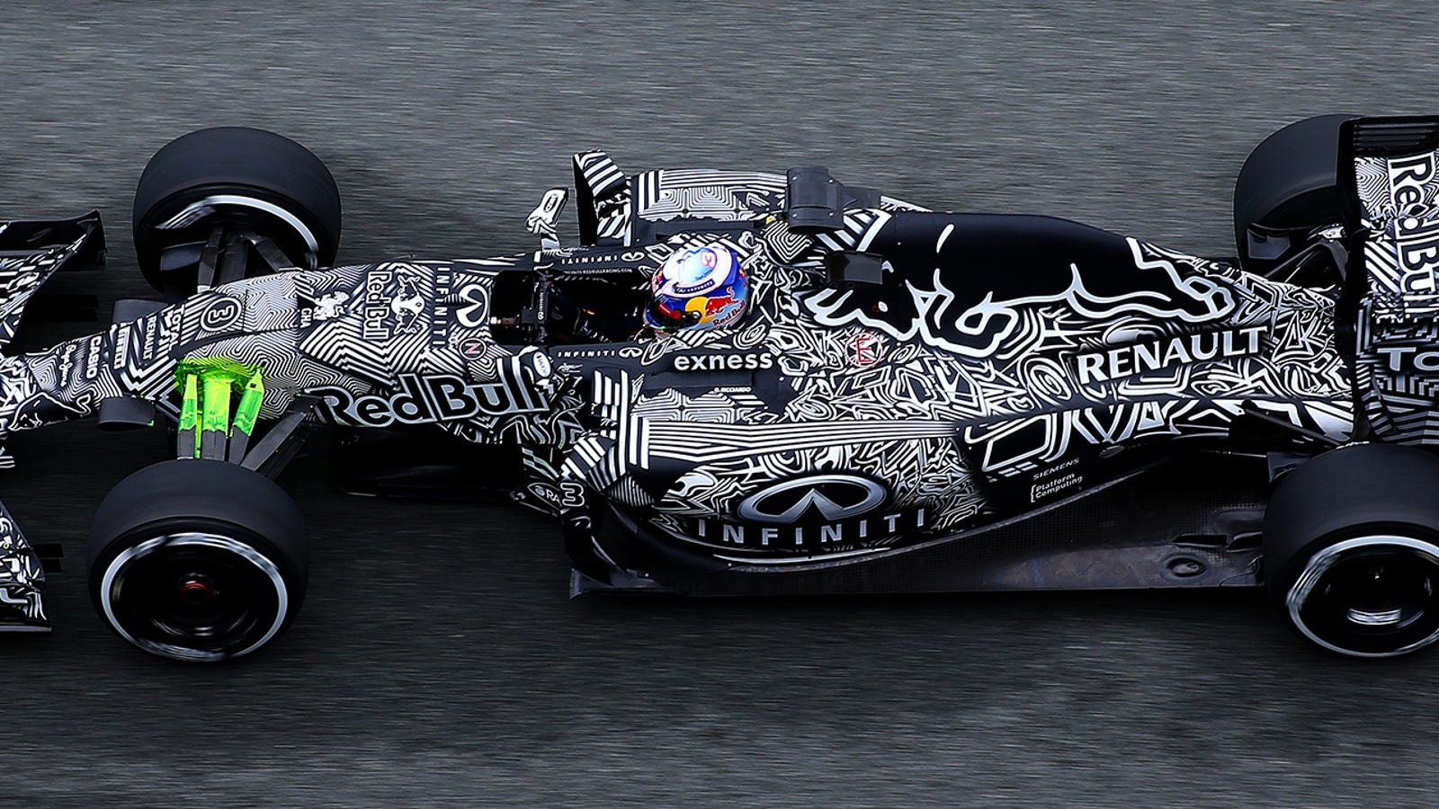how tightly packaged is red bull 39 s 2015 f1 car. Black Bedroom Furniture Sets. Home Design Ideas