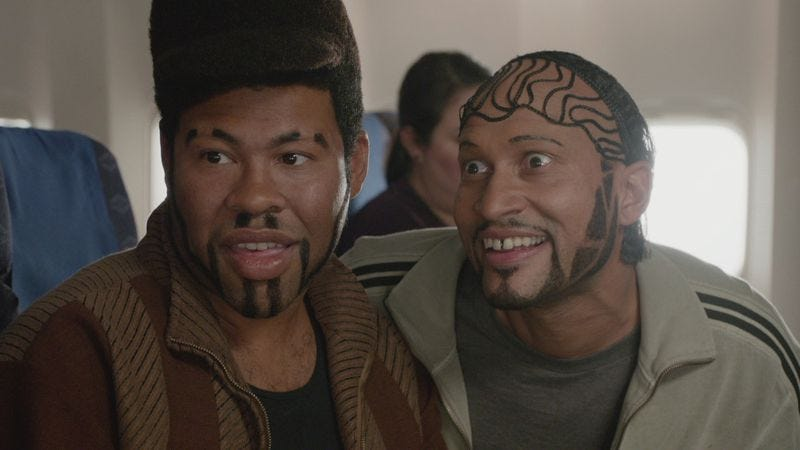 Jordan Peele and Keegan Michael Key (Photo: Comedy Central)