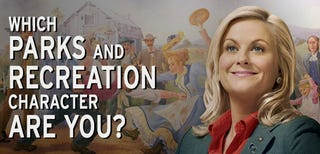 """Illustration for article titled Which """"Parks And Recreation"""" Character Are You? [ETA: Link]"""