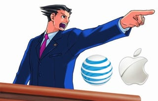 Illustration for article titled Apple and AT&T Sued Over Visual Voicemail Patents, Will Probably Lose