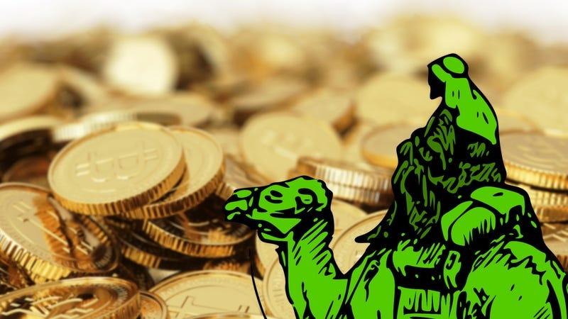 Illustration for article titled Australia va a subastar $13 millones en bitcoins que confiscó a un vendedor de la deep web