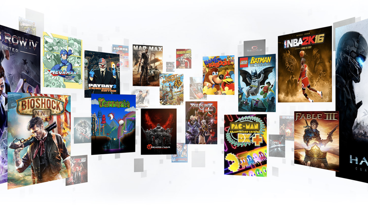 The Xbox Game Pass Library Has Gotten Much Better