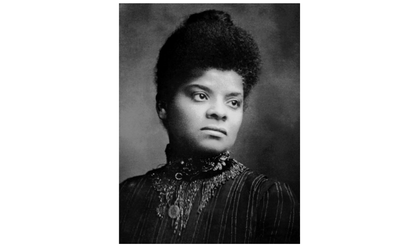Ida B. Wells (Wikimedia Commons)