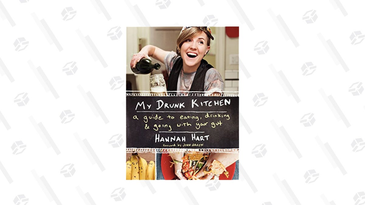 Buy a Copy of My Drunk Kitchen: A Guide to Eating, Drinking, and Going with Your Gut For $3