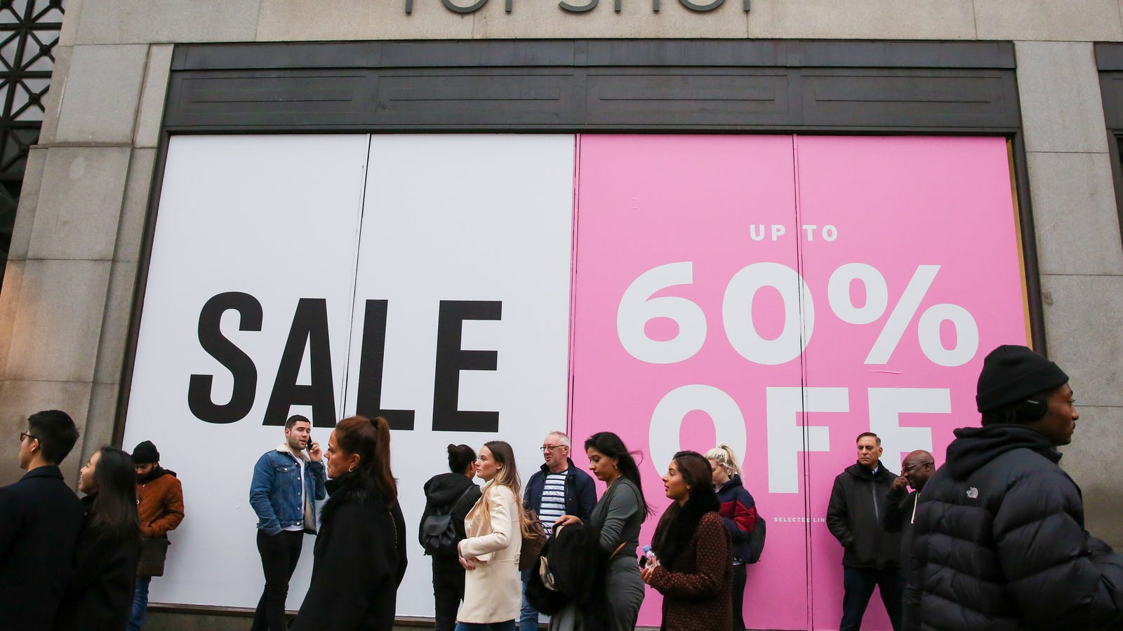 Grand Closing: Topshop to Shutter All U.S. Stores