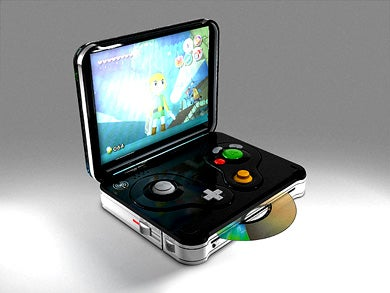 Portable GameCube Advance
