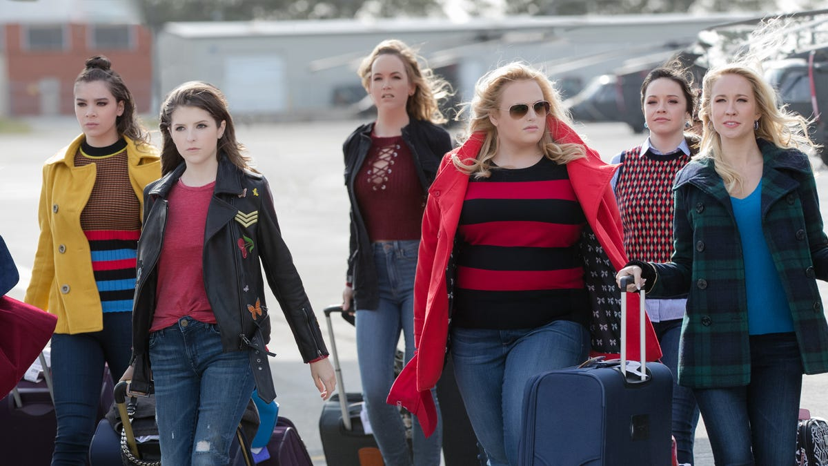 Pitch Perfect 3 is still likable, but it's singing on fumes